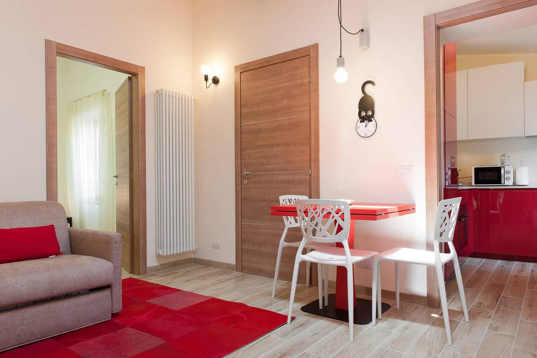 Protetto: Red House Centro Verona